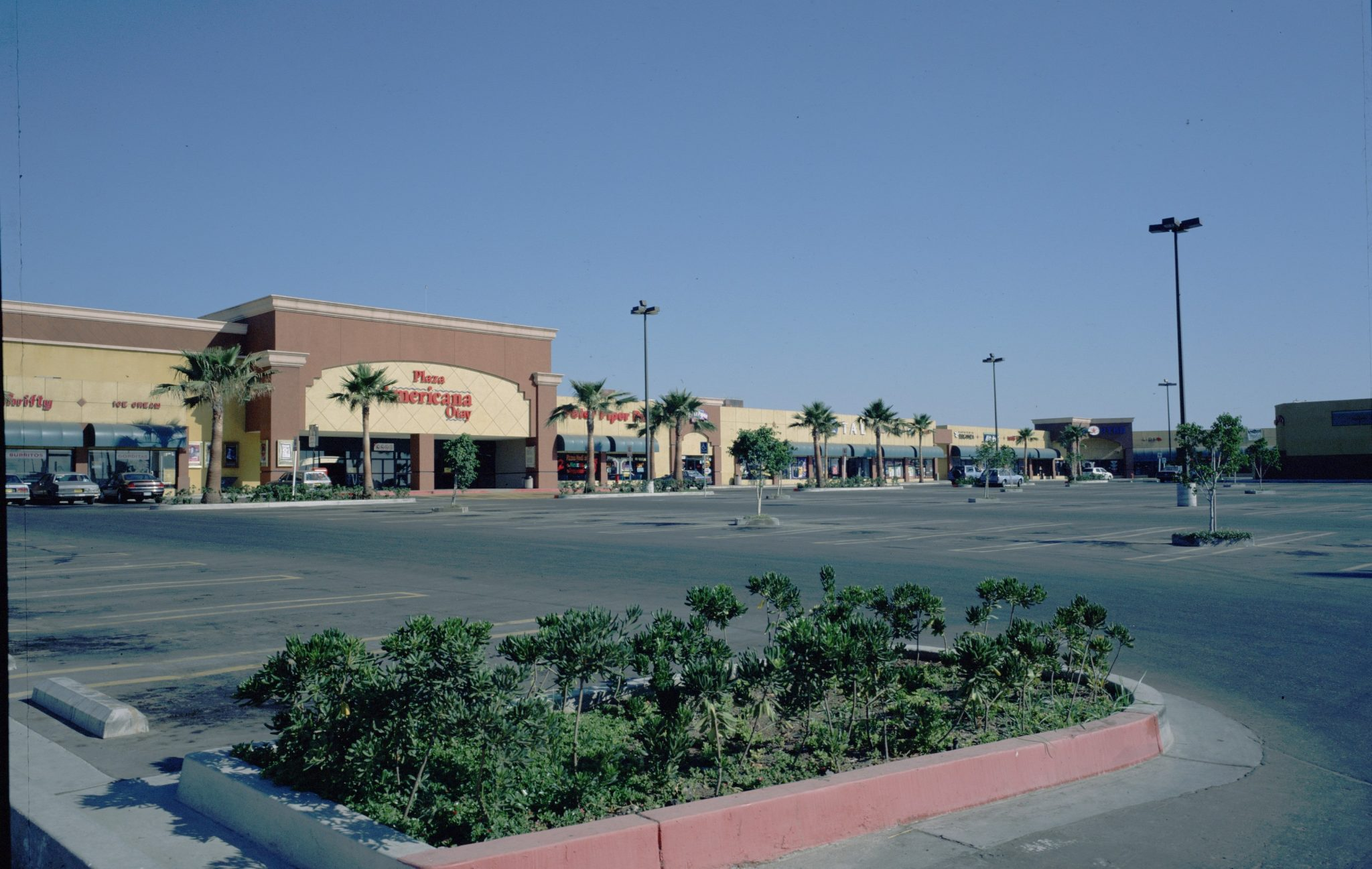 Plaza Americana Otay Shopping Mall in Tijuana