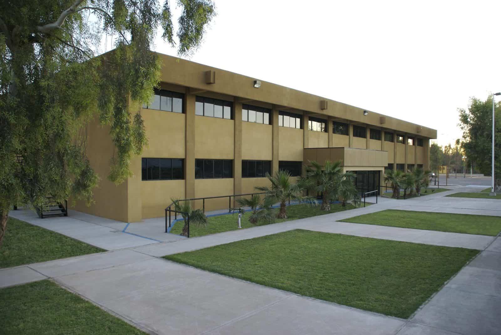 Tecnologico de Mexicali building in Mexicali, Baja California