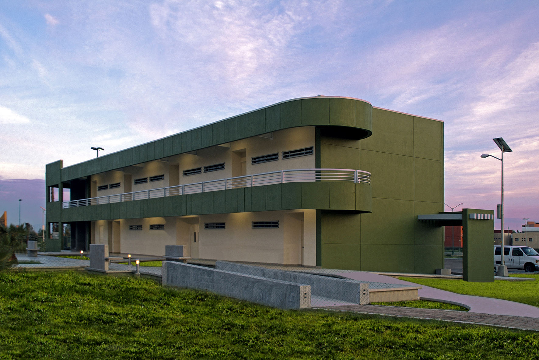 UABC sports facility in Tijuana, Baja California