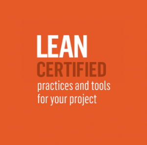 Lean Certified practices and tools for your project