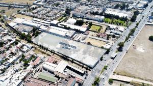 Vista detallada de terreno en venta en León, Guanajuato