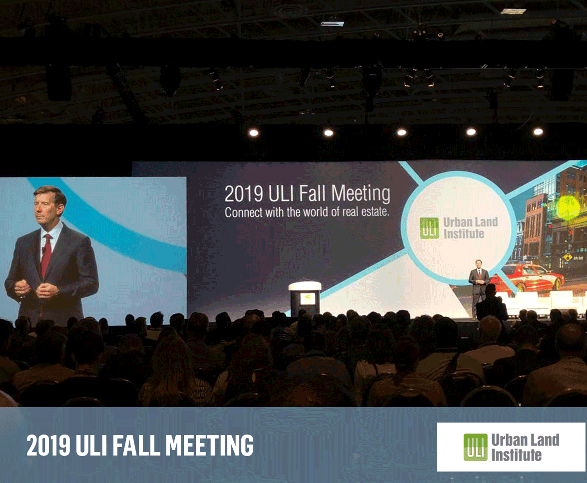 Conference at Uli Fall Meeting 2019