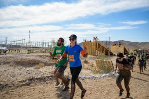 Hermosillo runner at Prohibido Rendirse race 2019