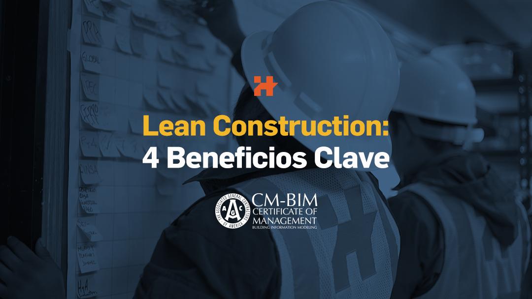 Beneficios Lean Construction