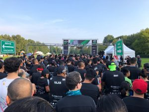 track race runners prologis 2019