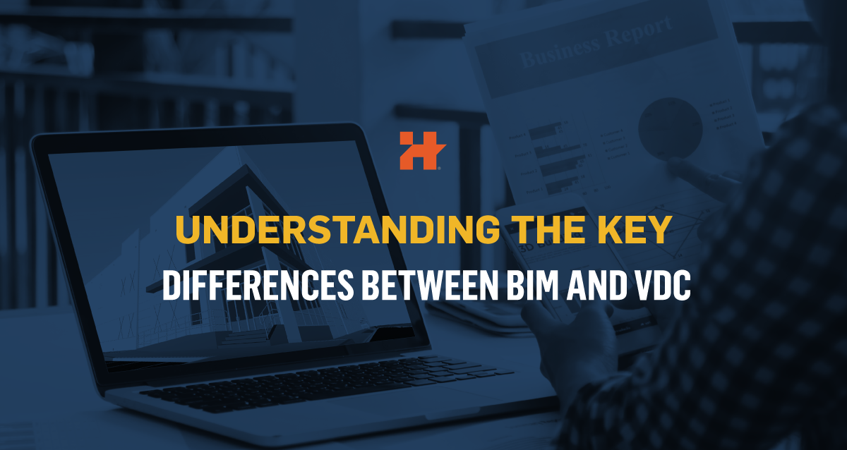 Key Differences between BIM and VDC