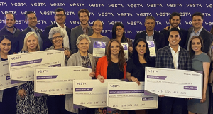 Vesta Sponsors and Foundations